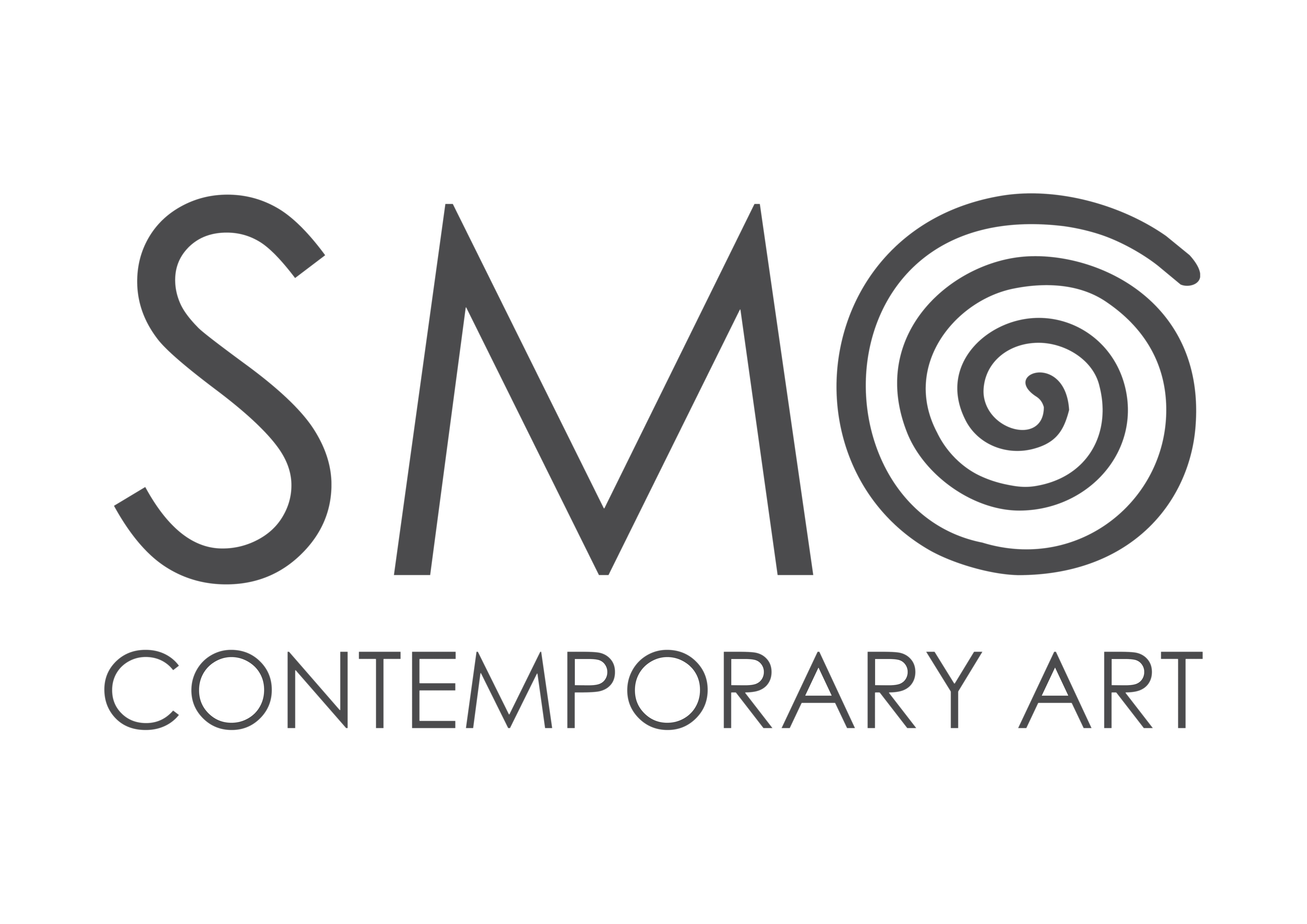 SMO Contemporary Art company logo