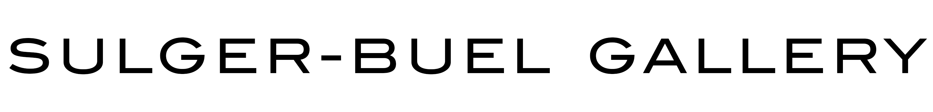 Sulger-Buel Gallery company logo