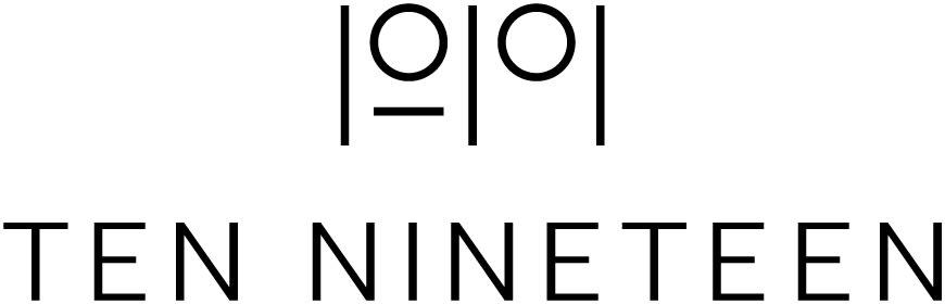 Ten Nineteen company logo