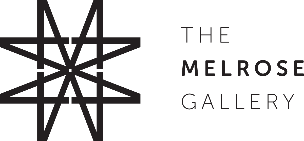 The Melrose Gallery company logo