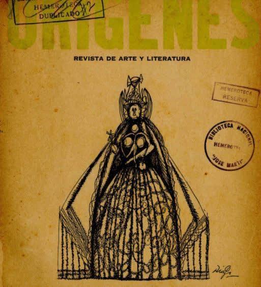 Caridad, cover of magazine