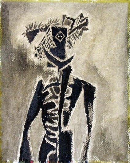 African Figure