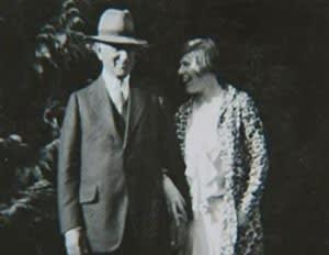 Guggenheim and Hilla Rebay
