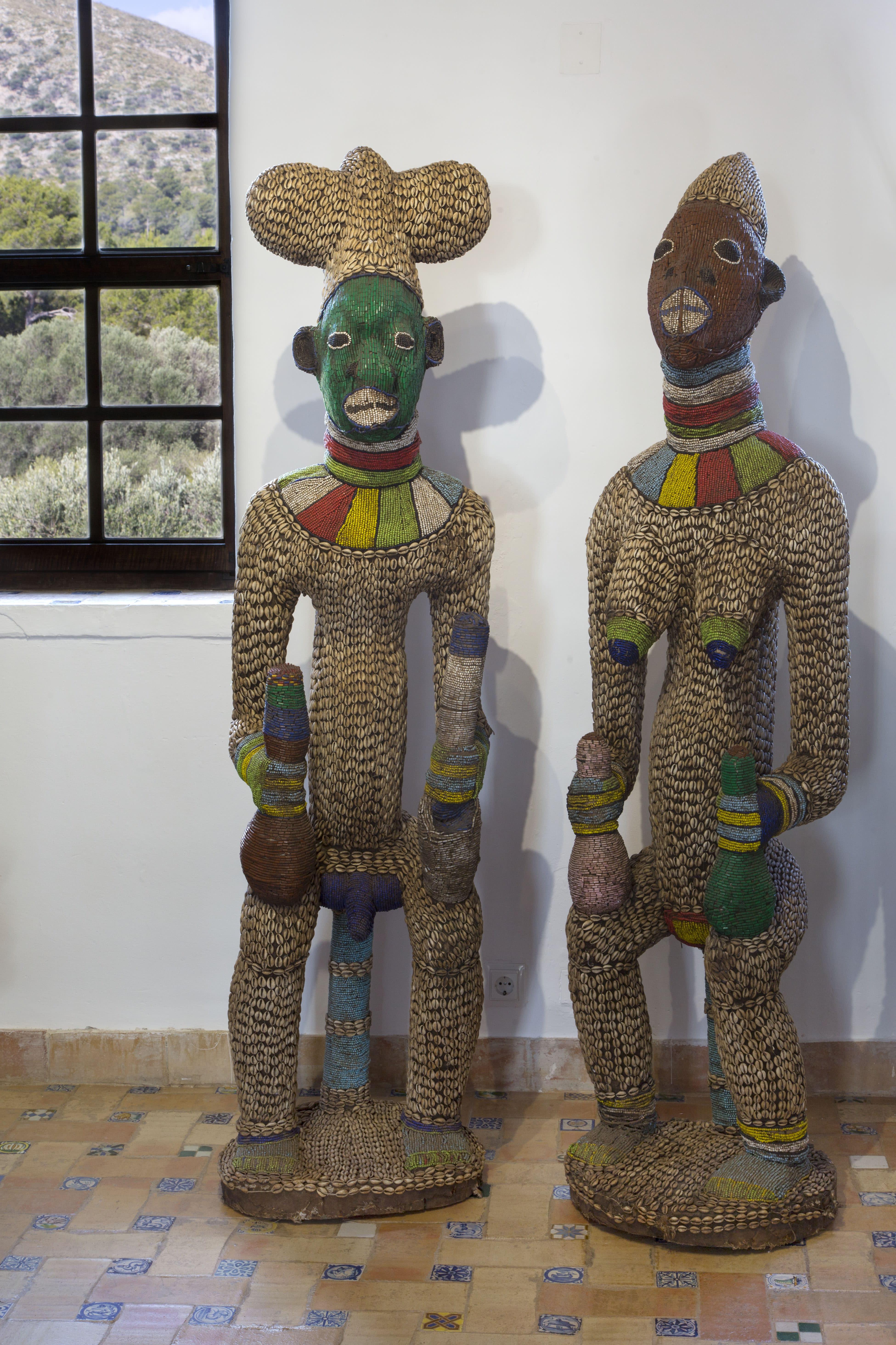Cameroon sculptures