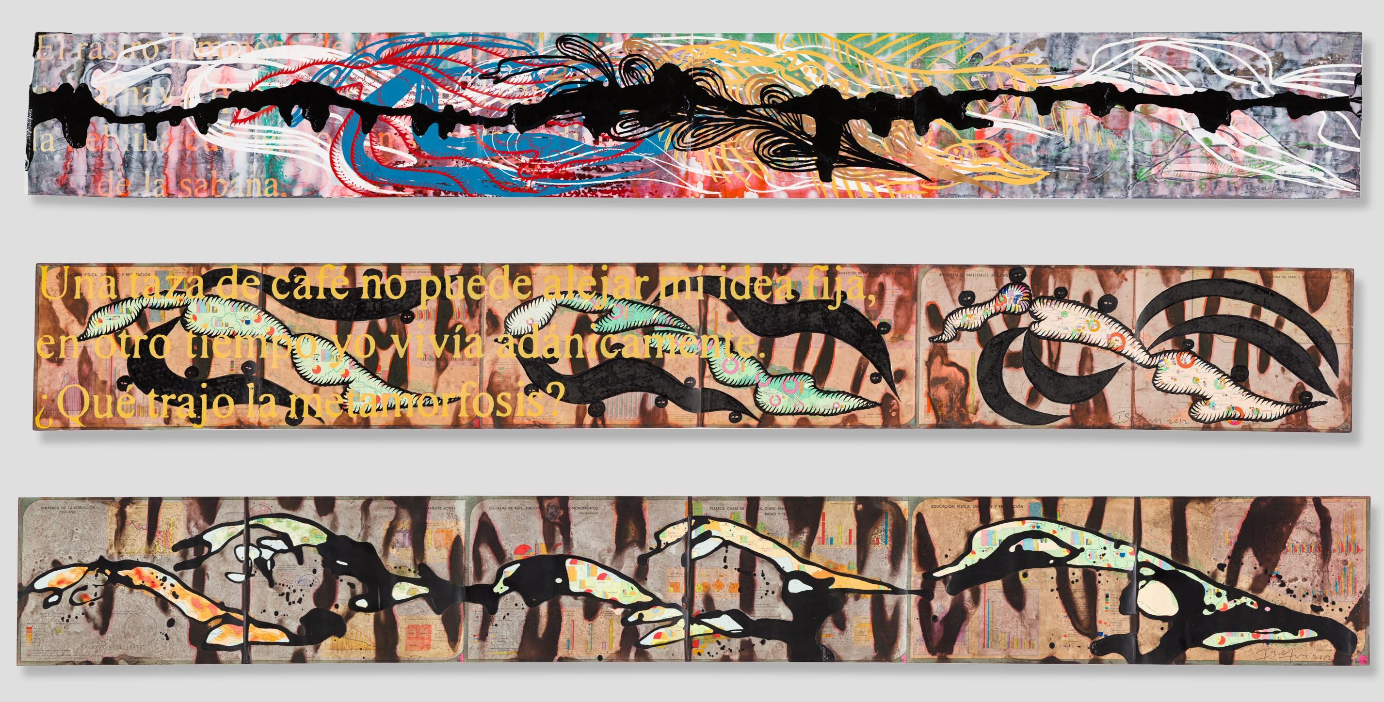 Ibrahim Miranda at Zane Bennett Gallery