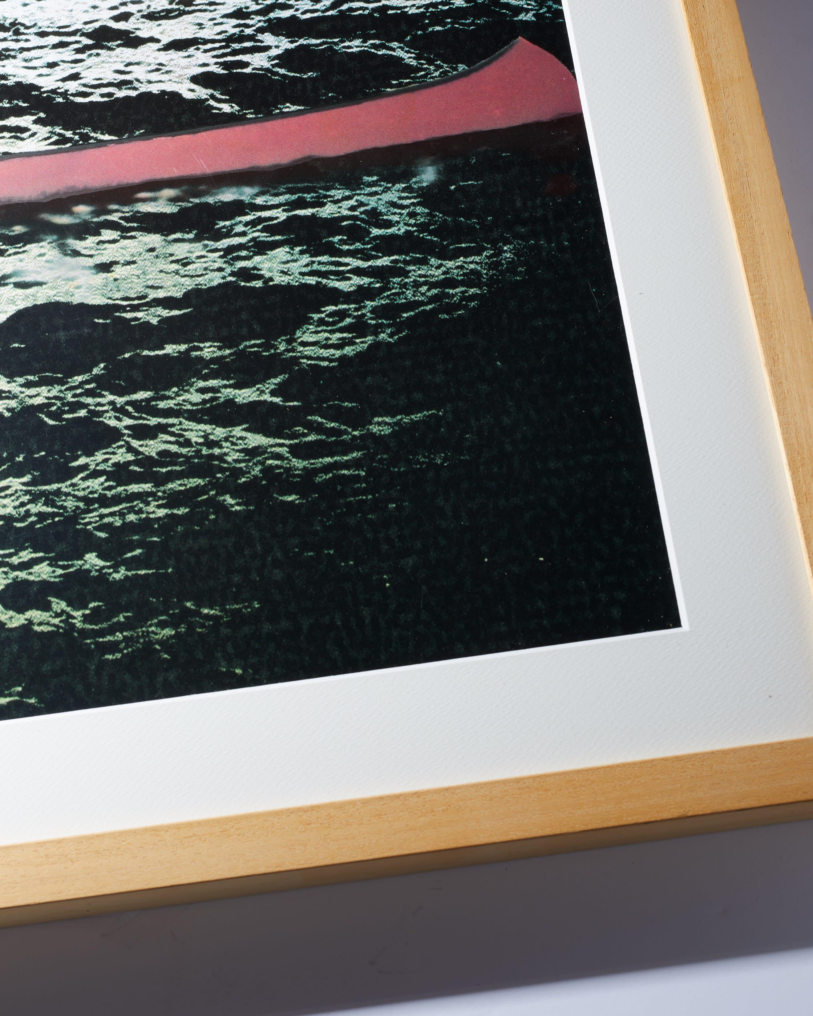 Peter Doig Print- Canoe Island- Zane Bennett Contemporary Art