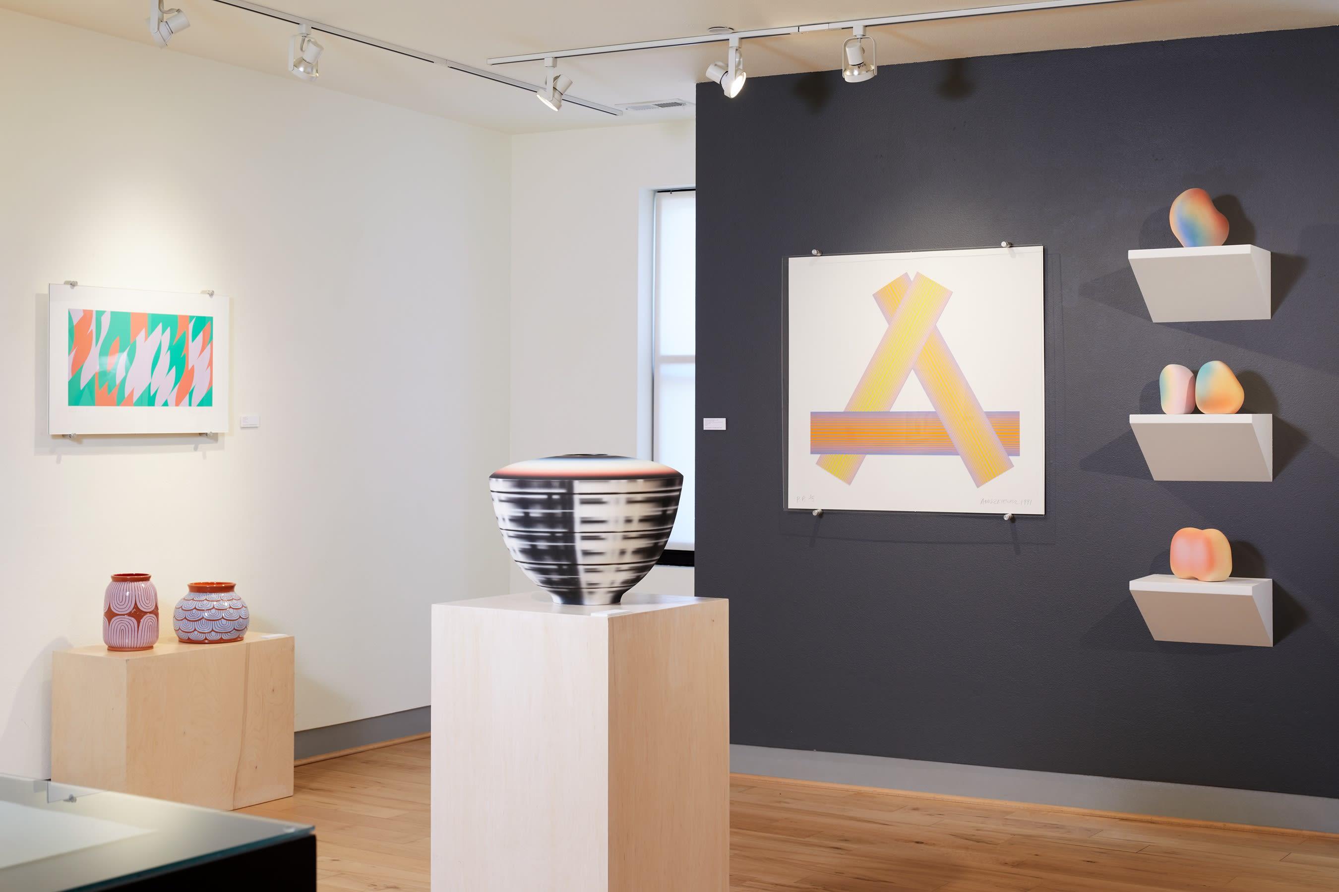 Spectrum Exhibition- Zane Bennett Gallery