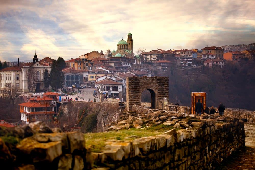 Albena's homeland, Bulgaria
