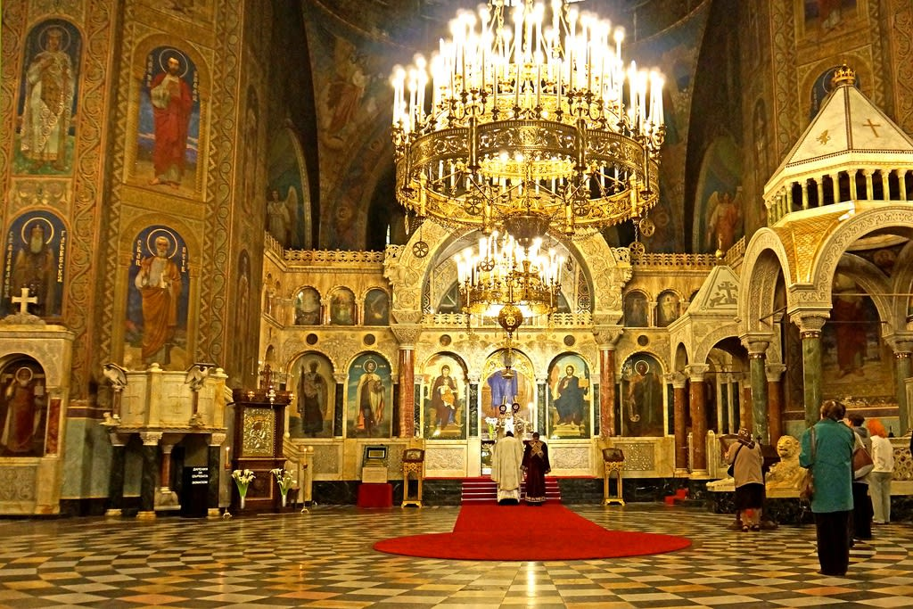 Orthodox Church, inside