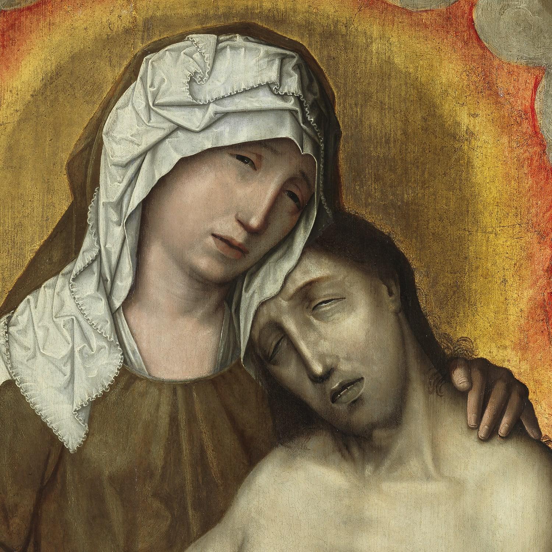 "<span class=""title""><em>The Pietà</em>, c. 1500 - 10</span>"