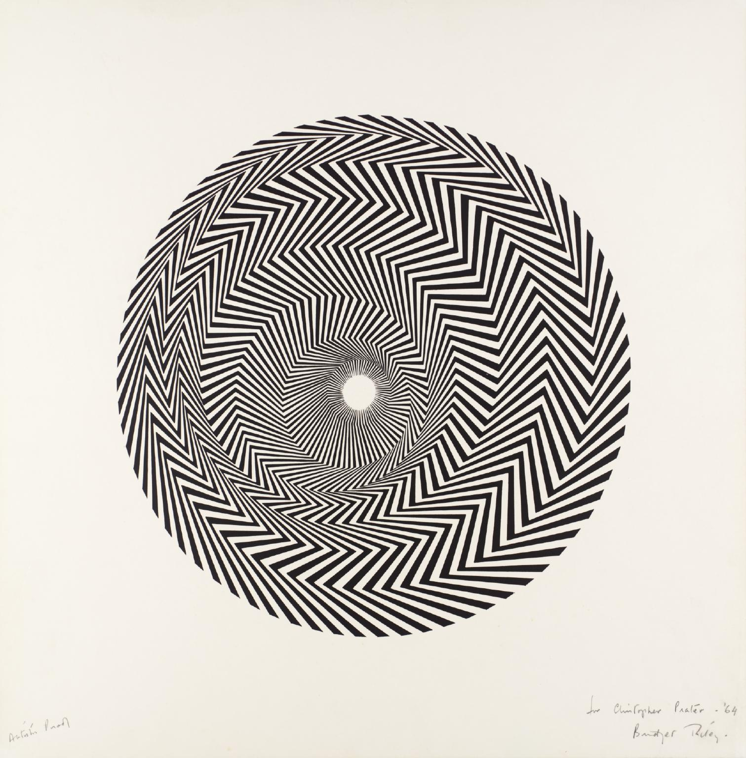 Bridget Riley, Blaze