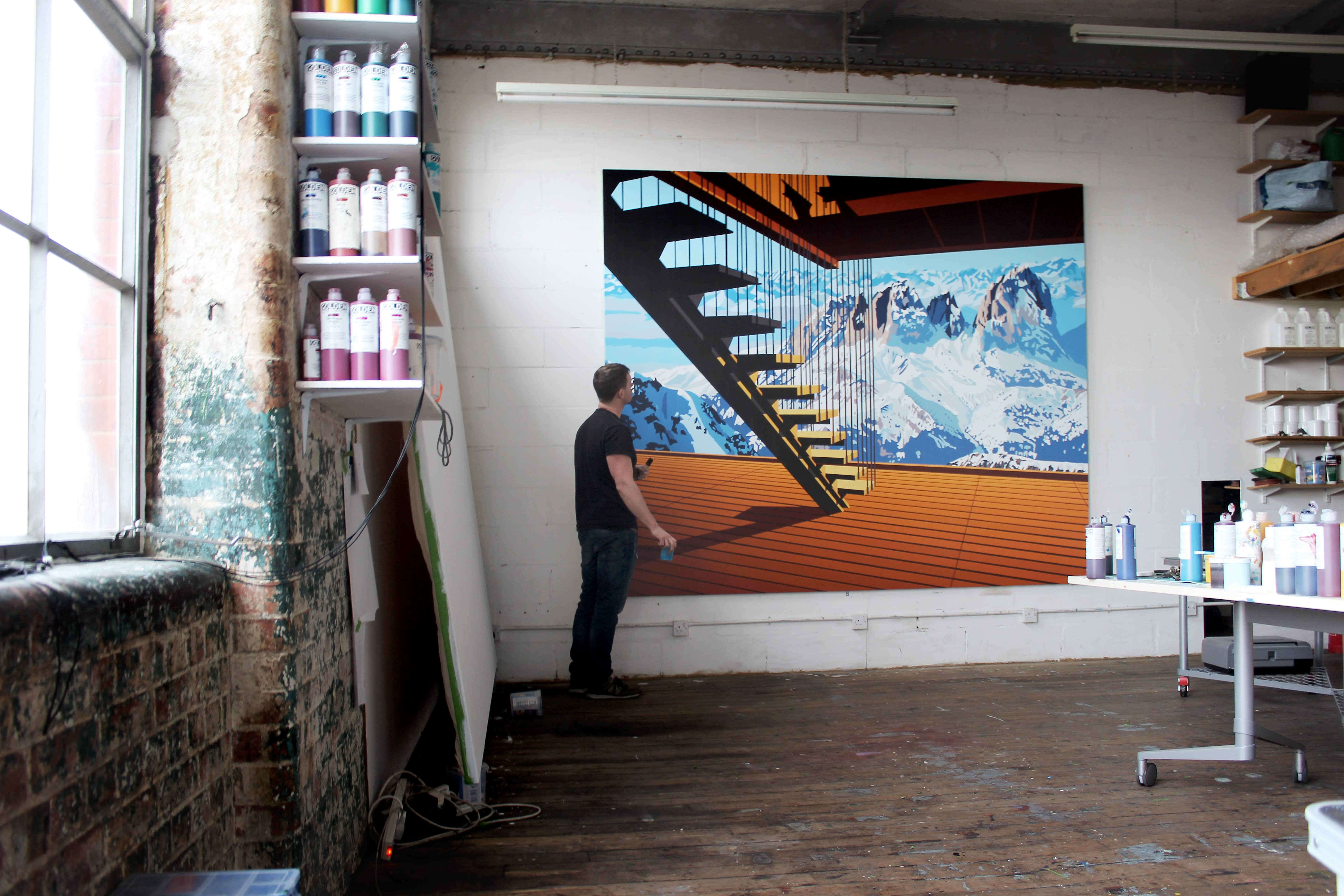 Upcoming Exhibition Will Martyr Wanderlust Unit London
