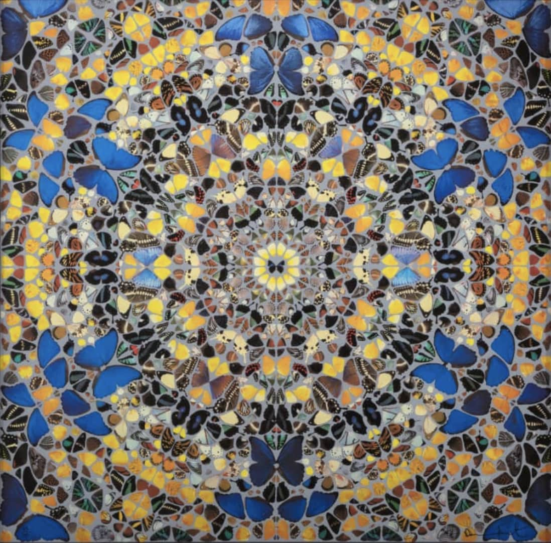 Damien Hirst, Cathedral Collection (St Peter's), 2007