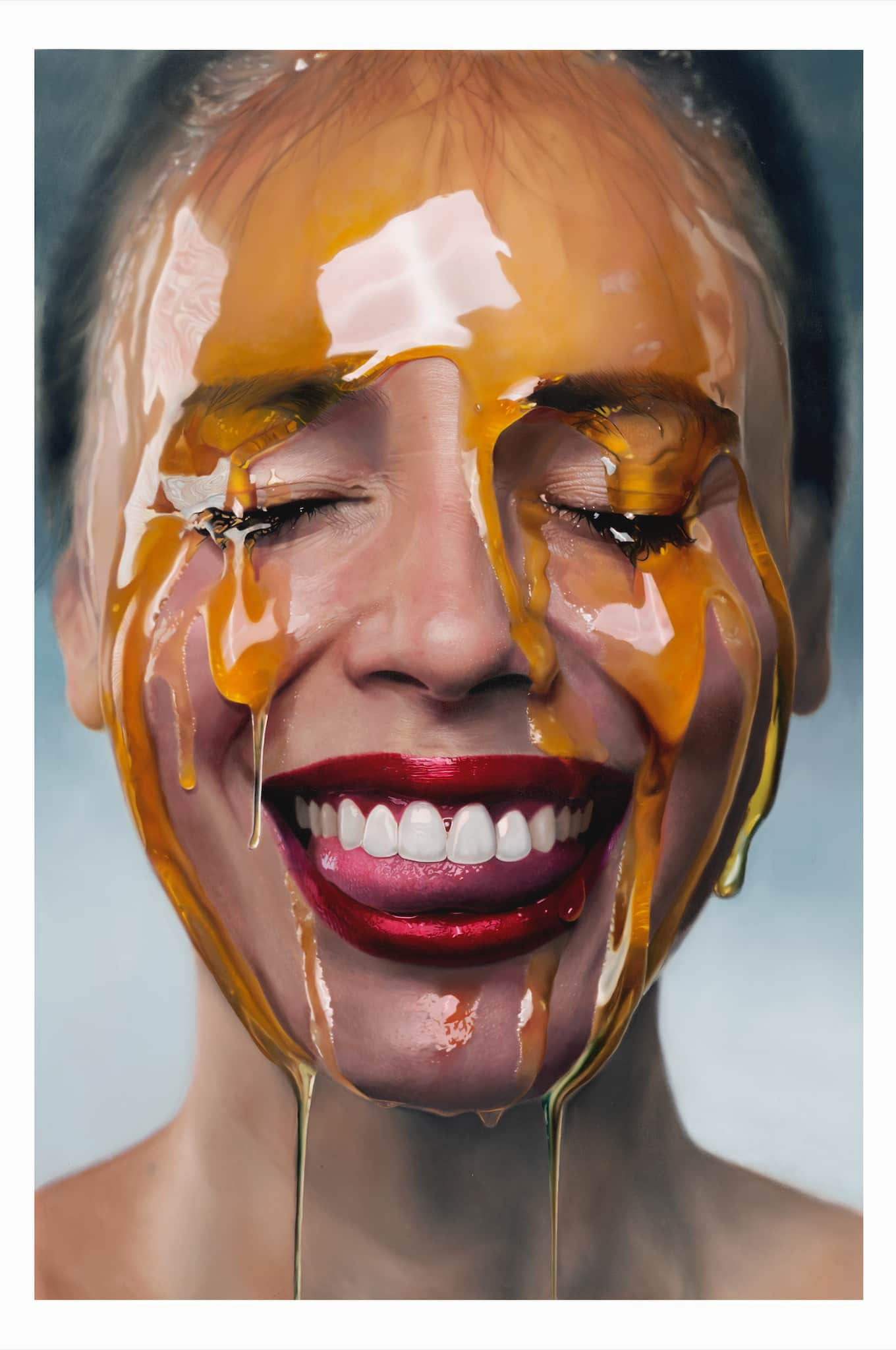 Mike Dargas Sweet Motion Oil on Canvas