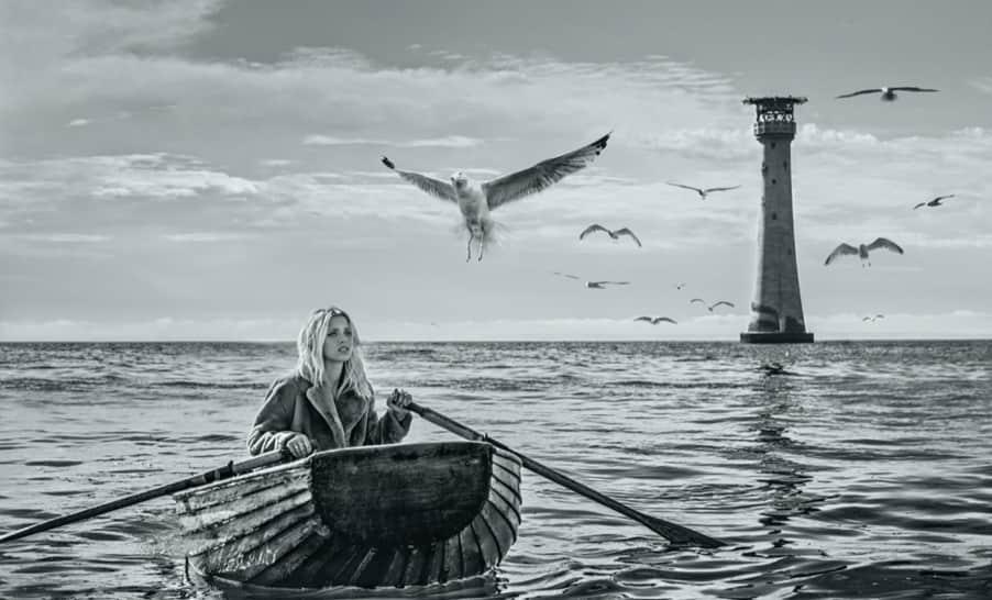 David Yarrow, The Birds, 2020