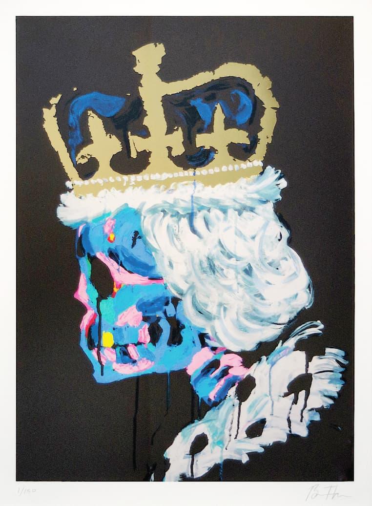 Bradley Theodore, The Crown, 2021