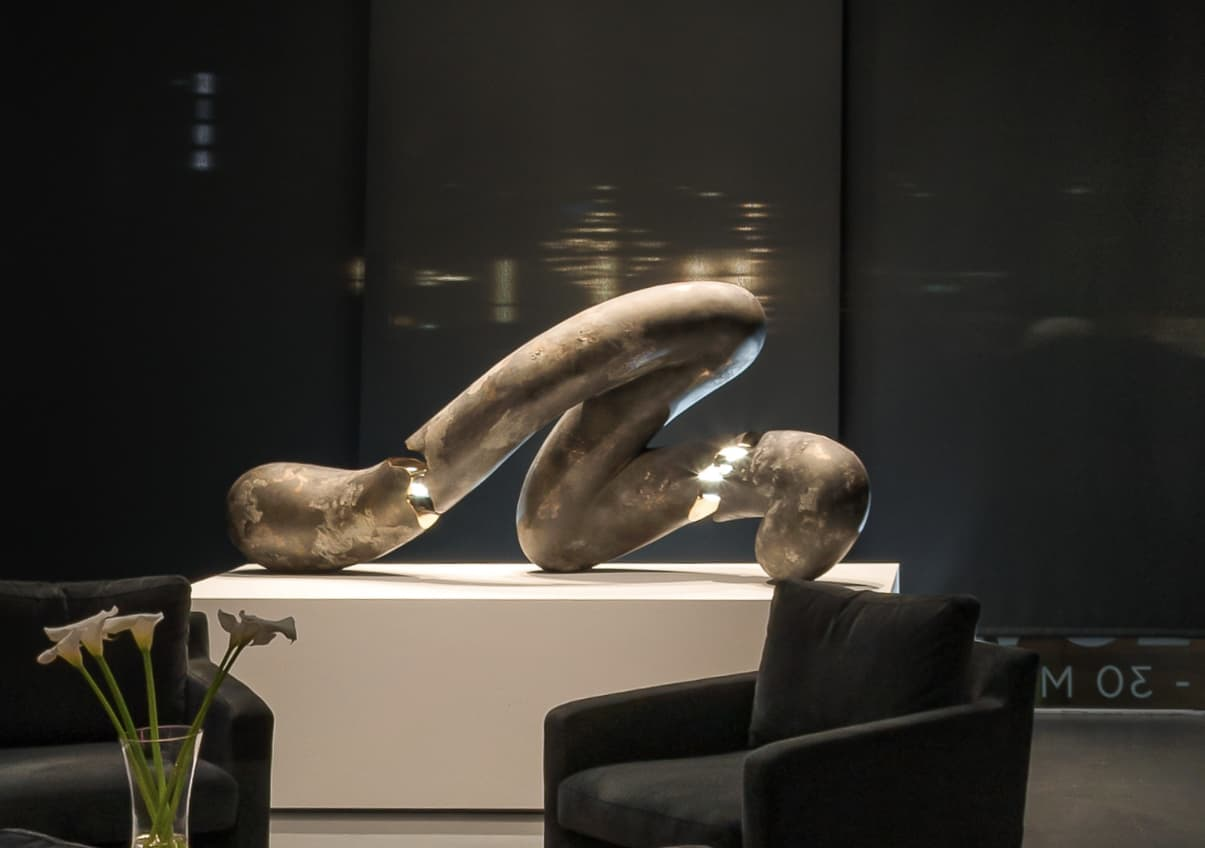 Mikael B, Swing Symphony Sculpture (Large), 2021