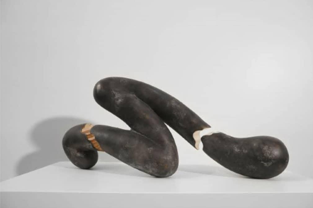 Mikael B, Swing Symphony Sculpture (Small), 2021