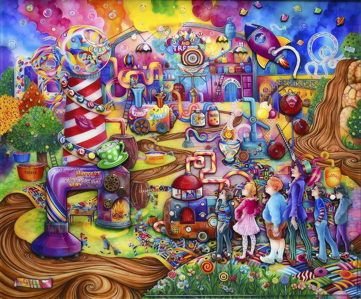 Kerry Darlington New Release | Kerry Darlington Art