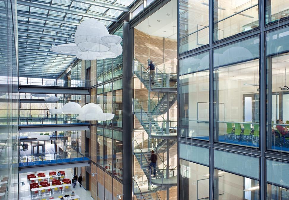 Princeton University: Frick Chemistry Laboratory | Hopkins