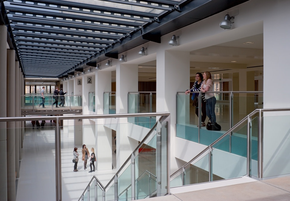 Nottingham Trent University: Newton and Arkwright ...