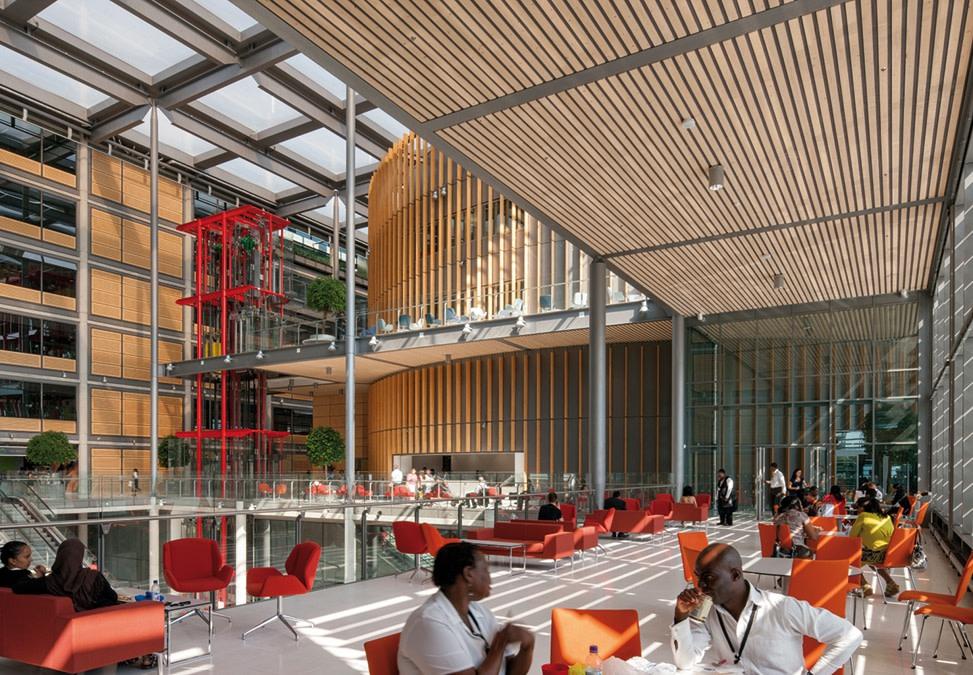 Brent Civic Centre Hopkins Architects
