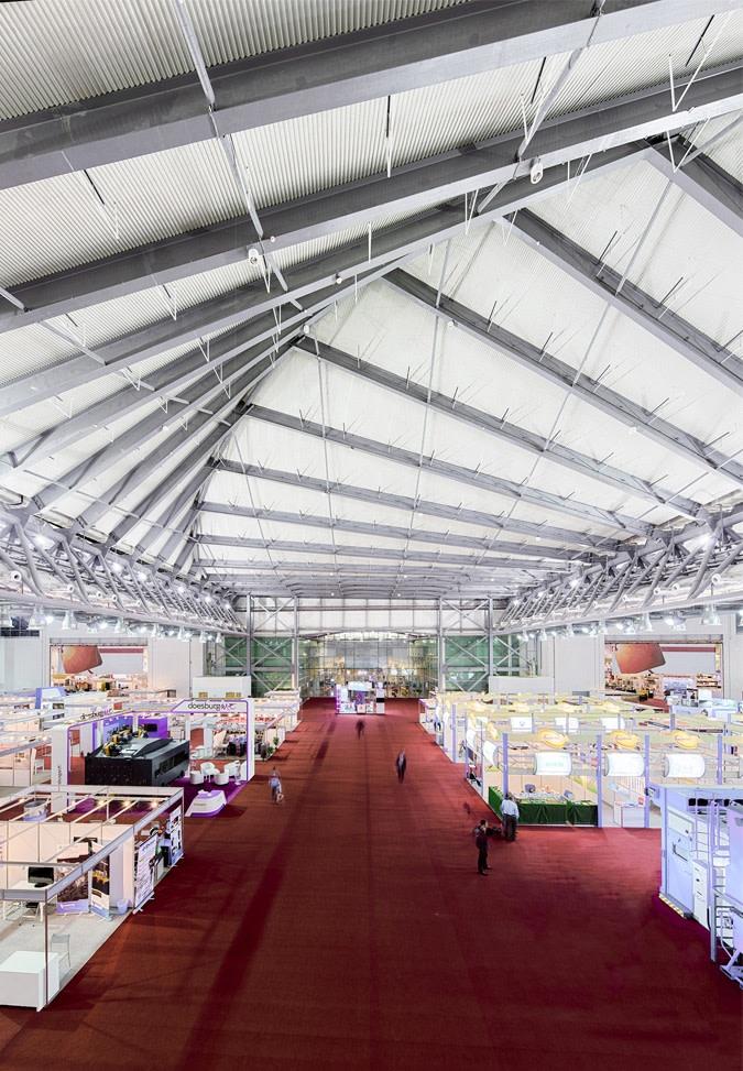Sharjah Exhibition Centre | Hopkins Architects