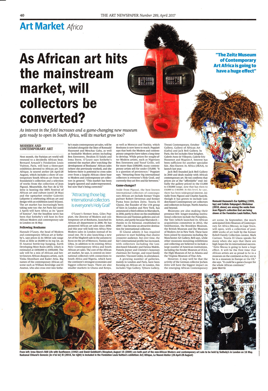 The art newspaper – logos download.