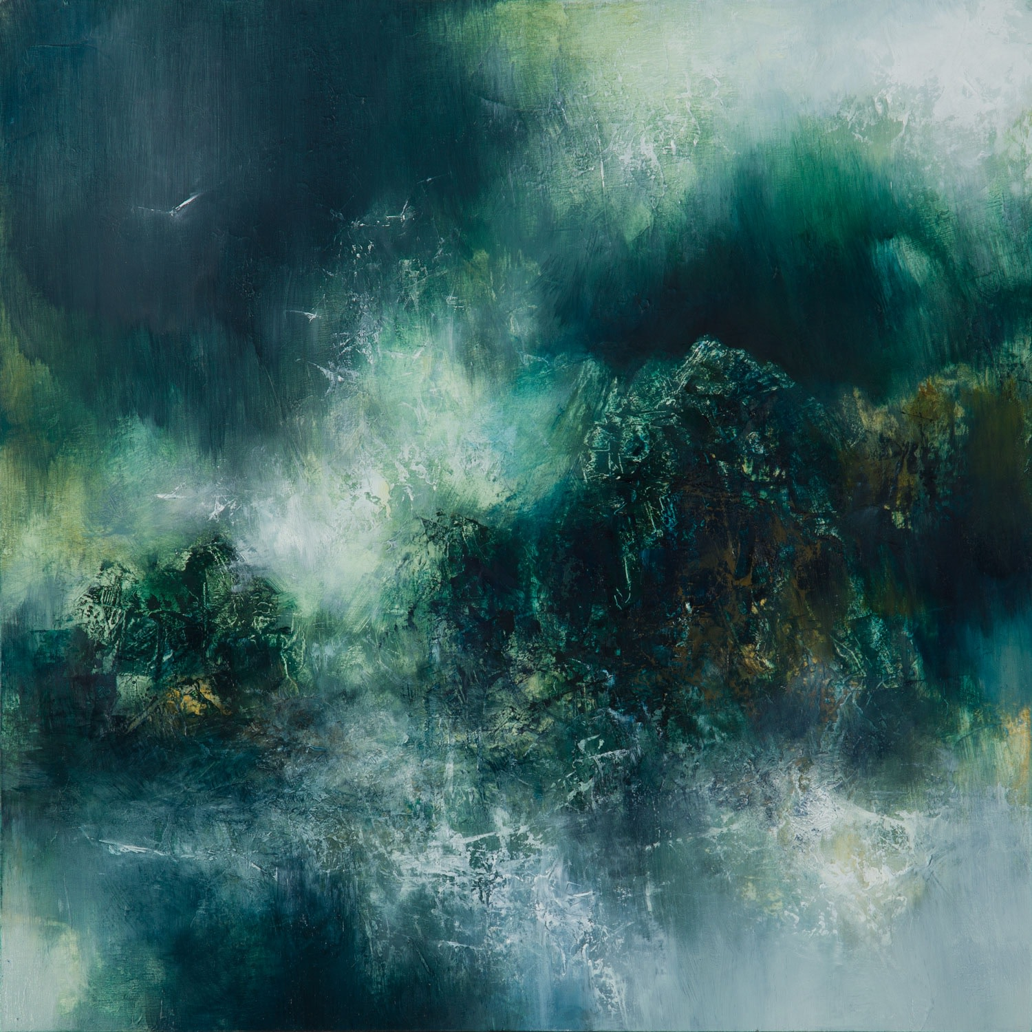 Kirstie Cohen Dark Mountains