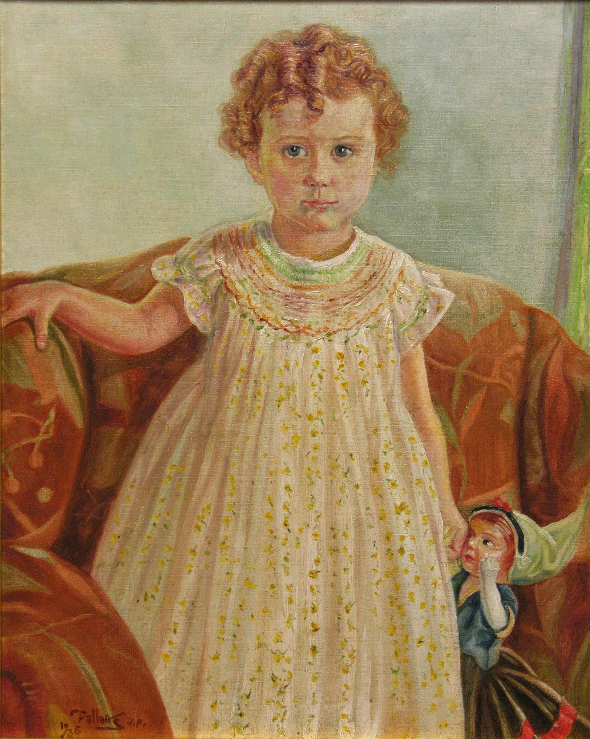 Jean Philippe Dallaire, Adele, 1936
