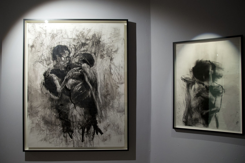 Antony Micallef   Study of an Embrace