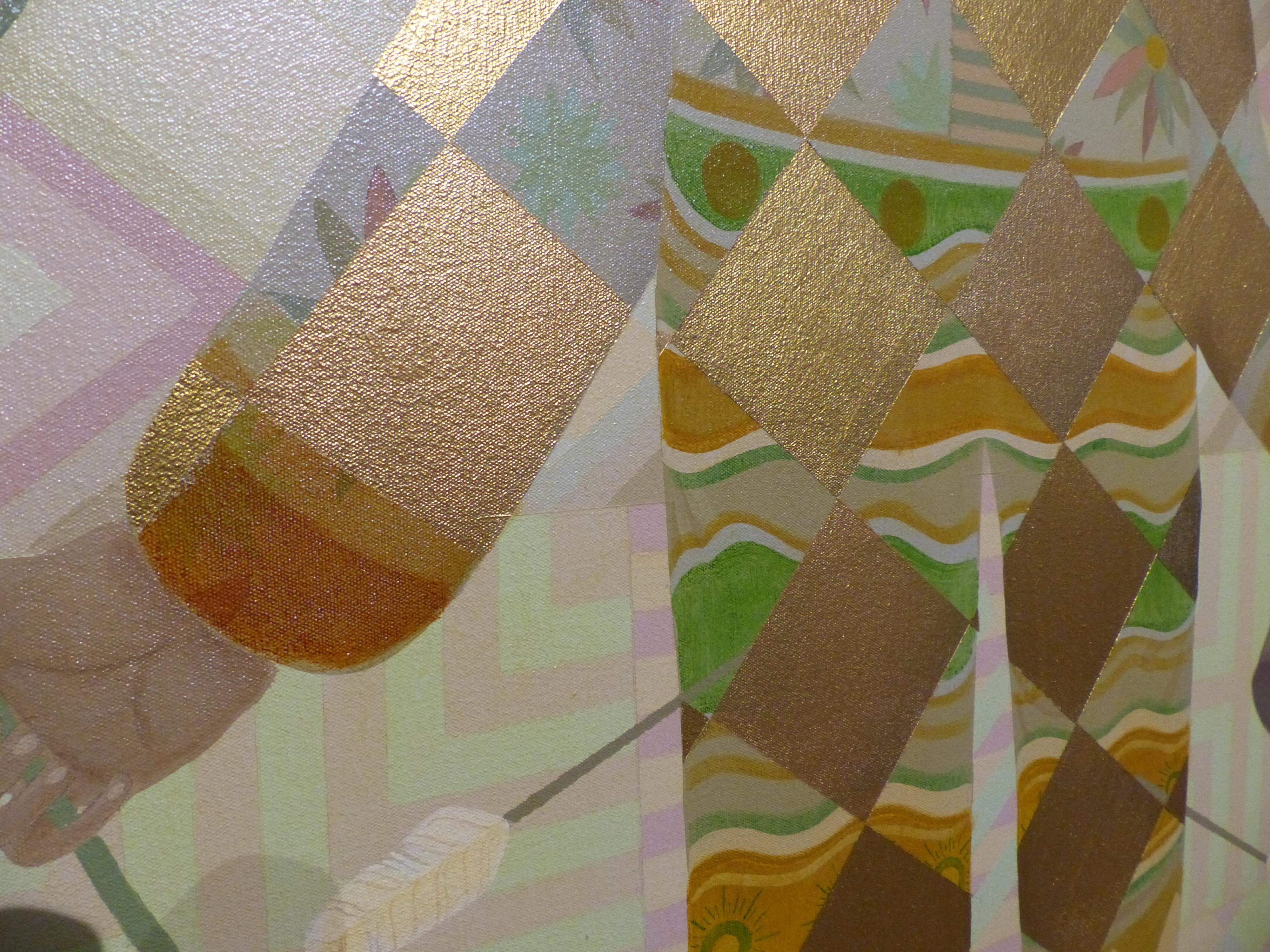 Finok: Metallic paint details