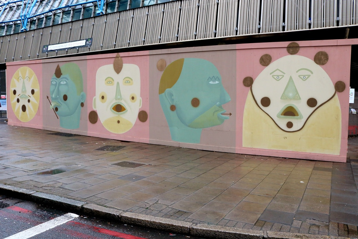 Finok: Waterloo Mural