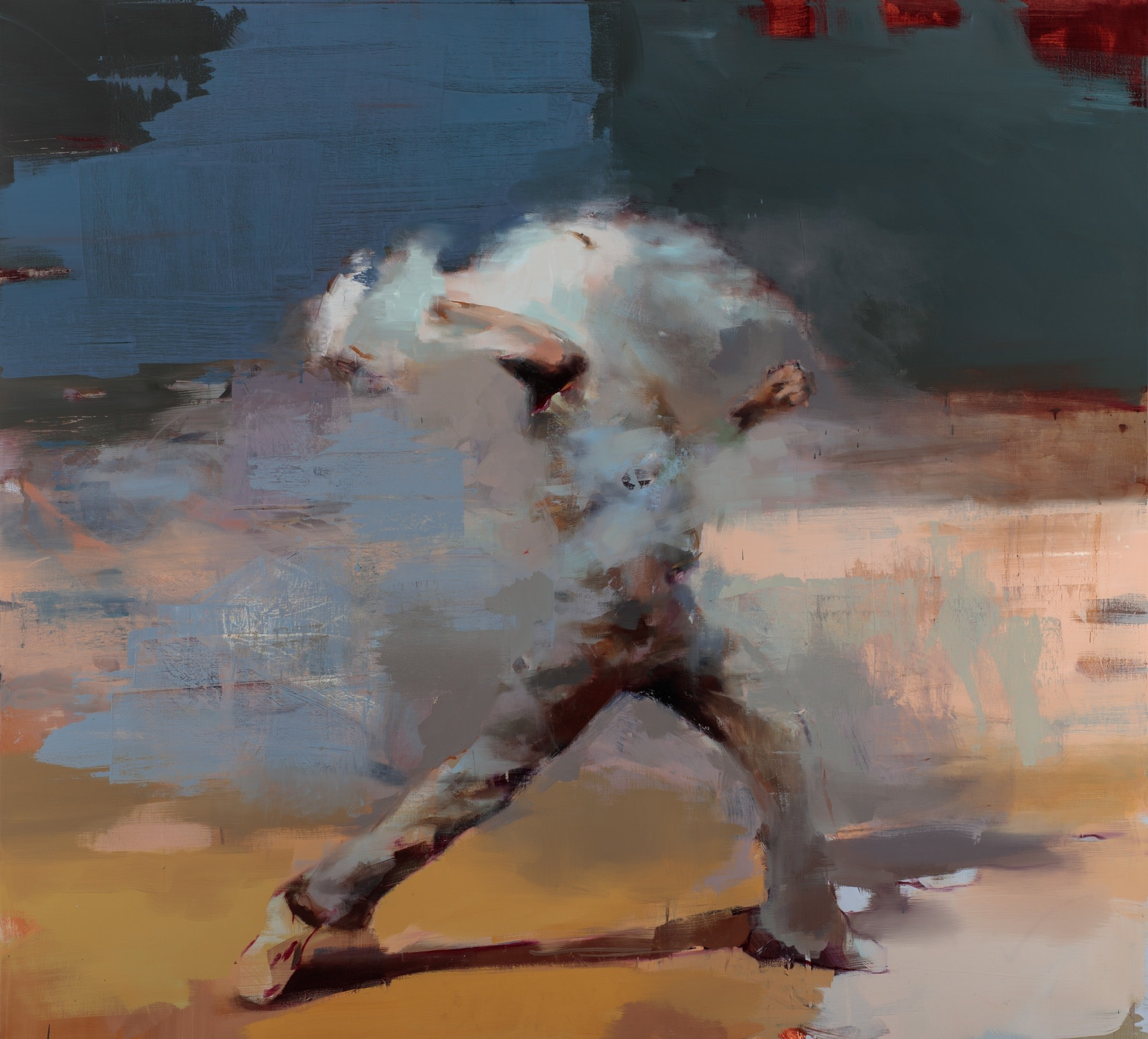 Jerome Lagarrigue | Thrower 2