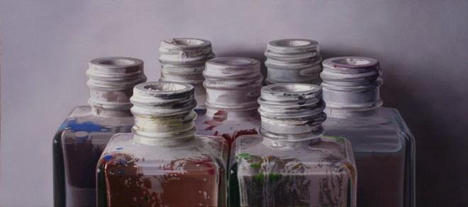 Colours IX by Javier Banegas