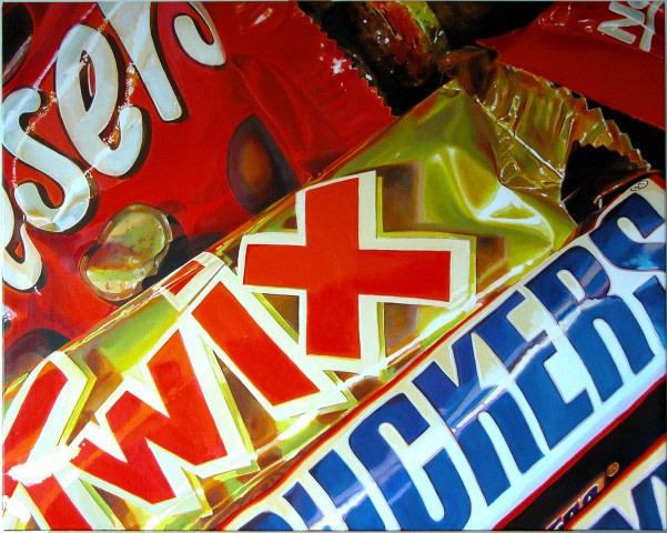 Snack Bars - Cynthia Poole