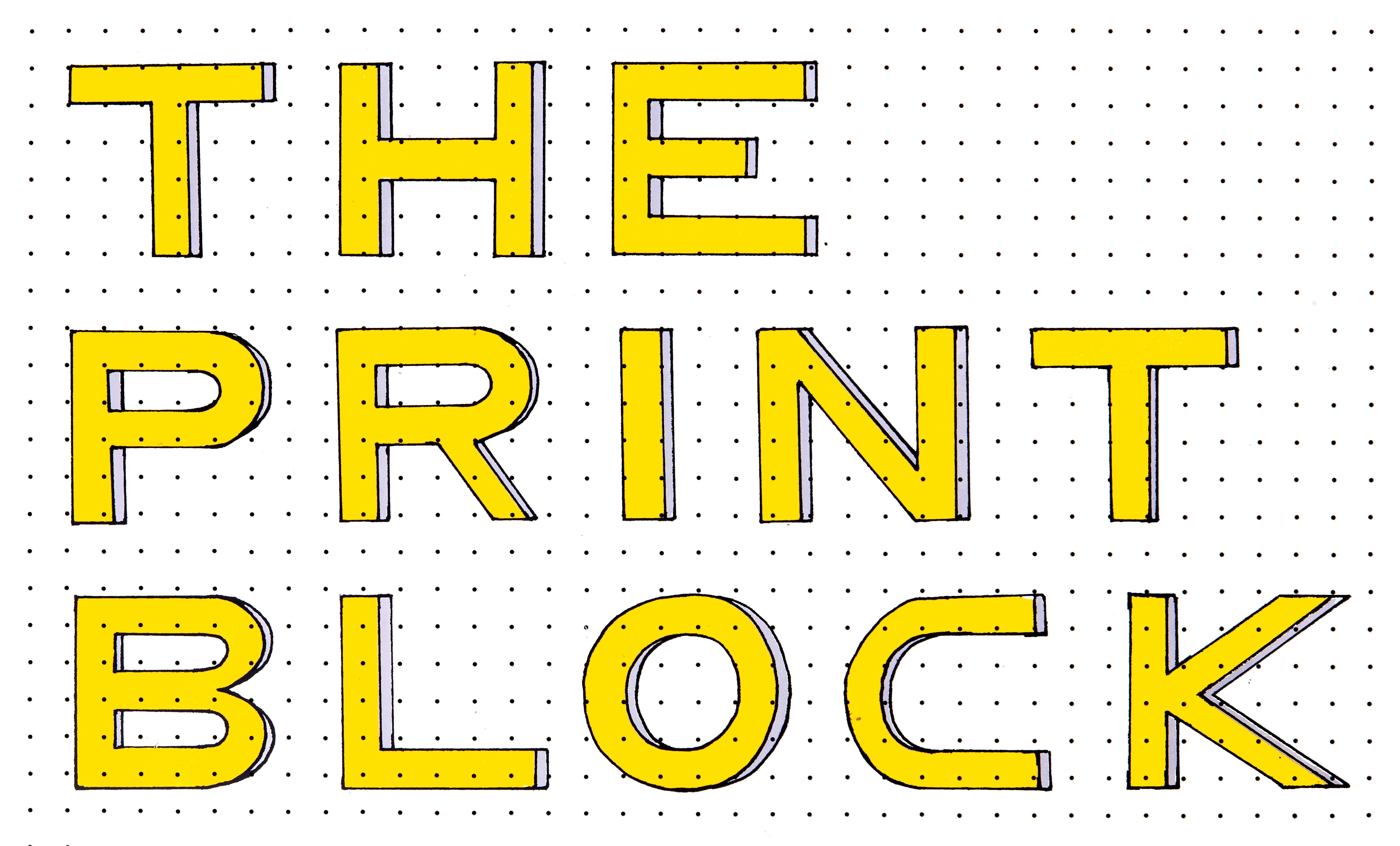 The Print Block Prize, Publishing and editioning of a multi-colour silkscreen print in an edition of 50