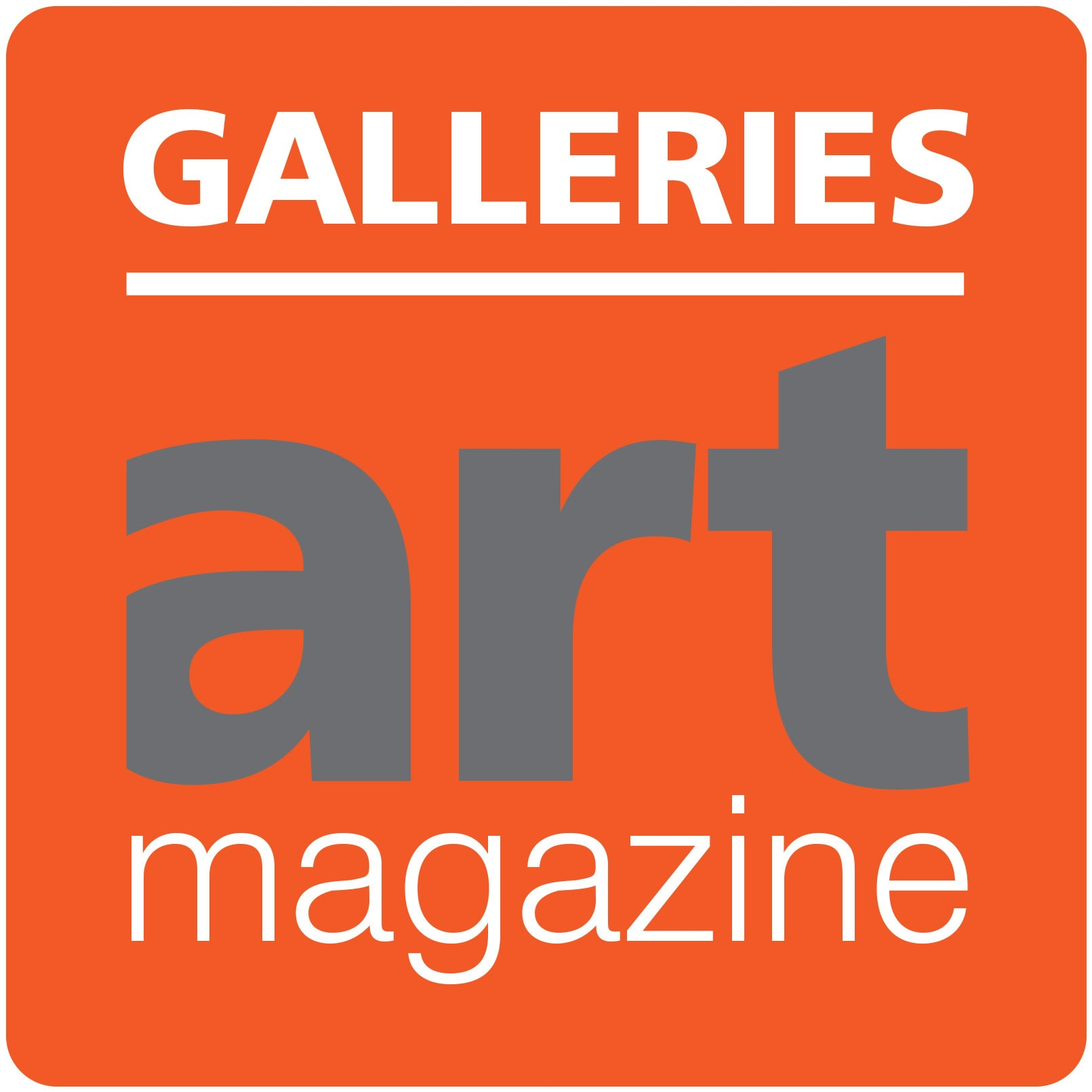 Galleries Magazine Award