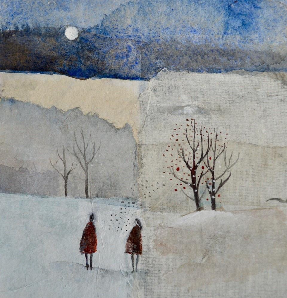 Julie Collins, Crimson Coats