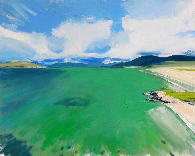BEN McLEOD - Fresh Air & Open Skies