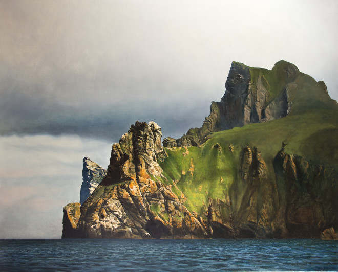 Fred Schley The Peaks, St Kilda