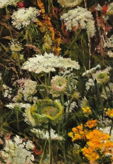 Fred Schley Wild Flower Series 1 50 x 30 cm