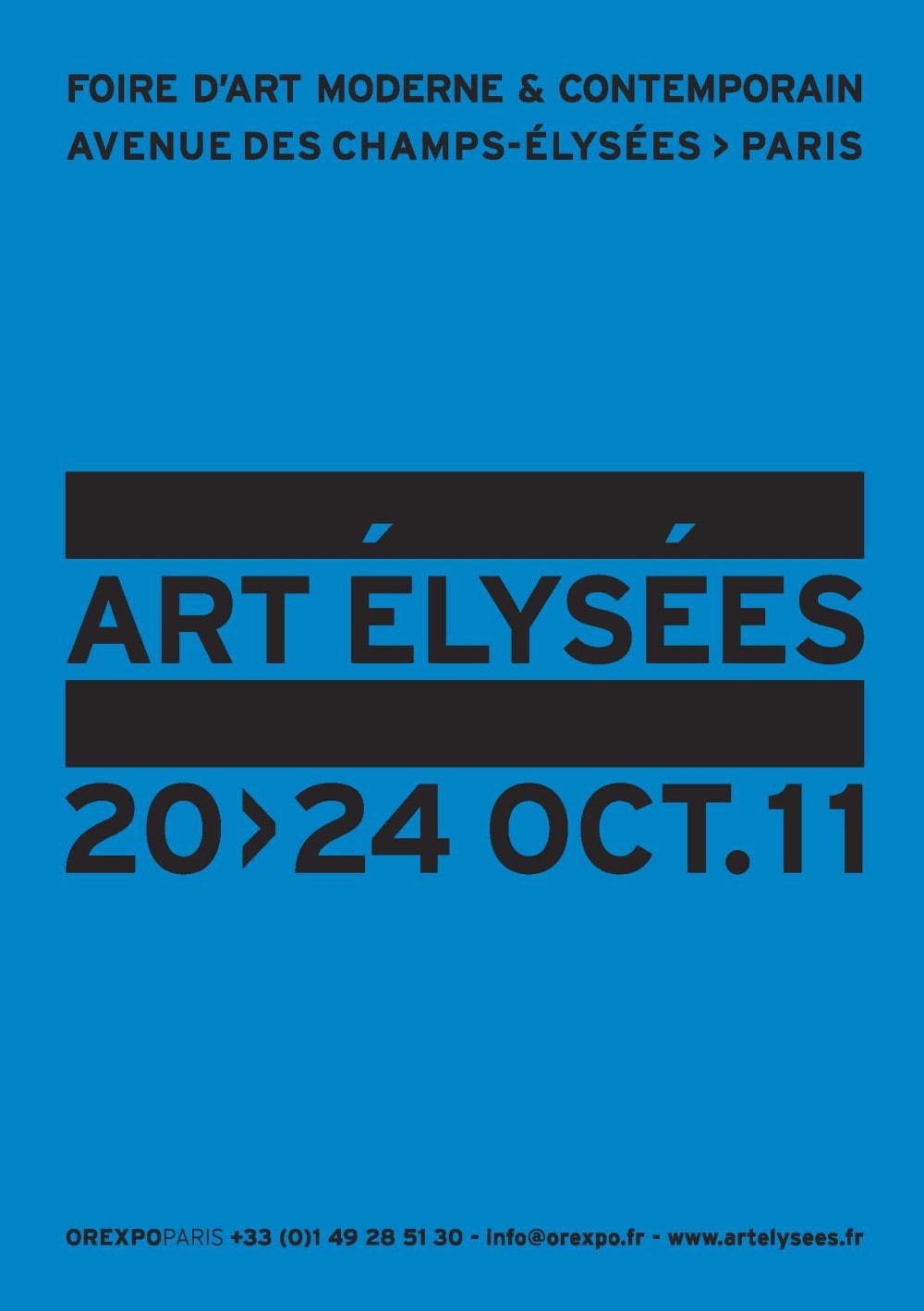 ART ELYSEES 2011