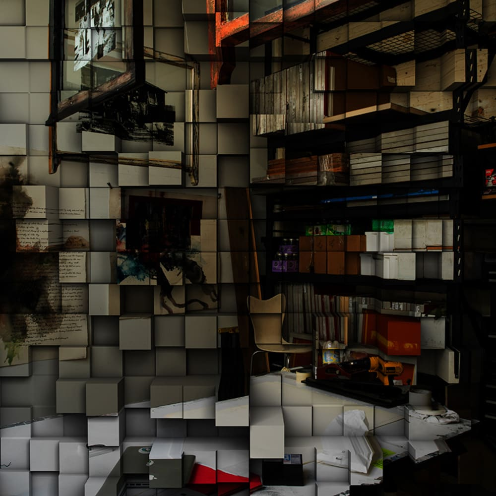 R&D (Rosenblum and Doyle), Rodney Ewing's Studio