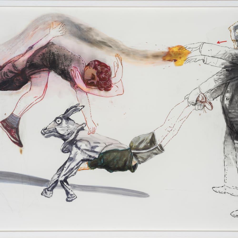 Mohamed Lekleti, Untitled VIII, 2019