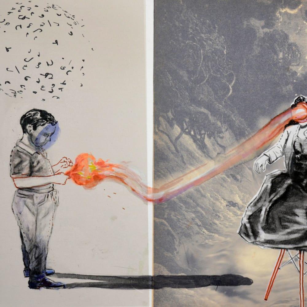 Mohamed Lekleti, Untitled IV, 2019
