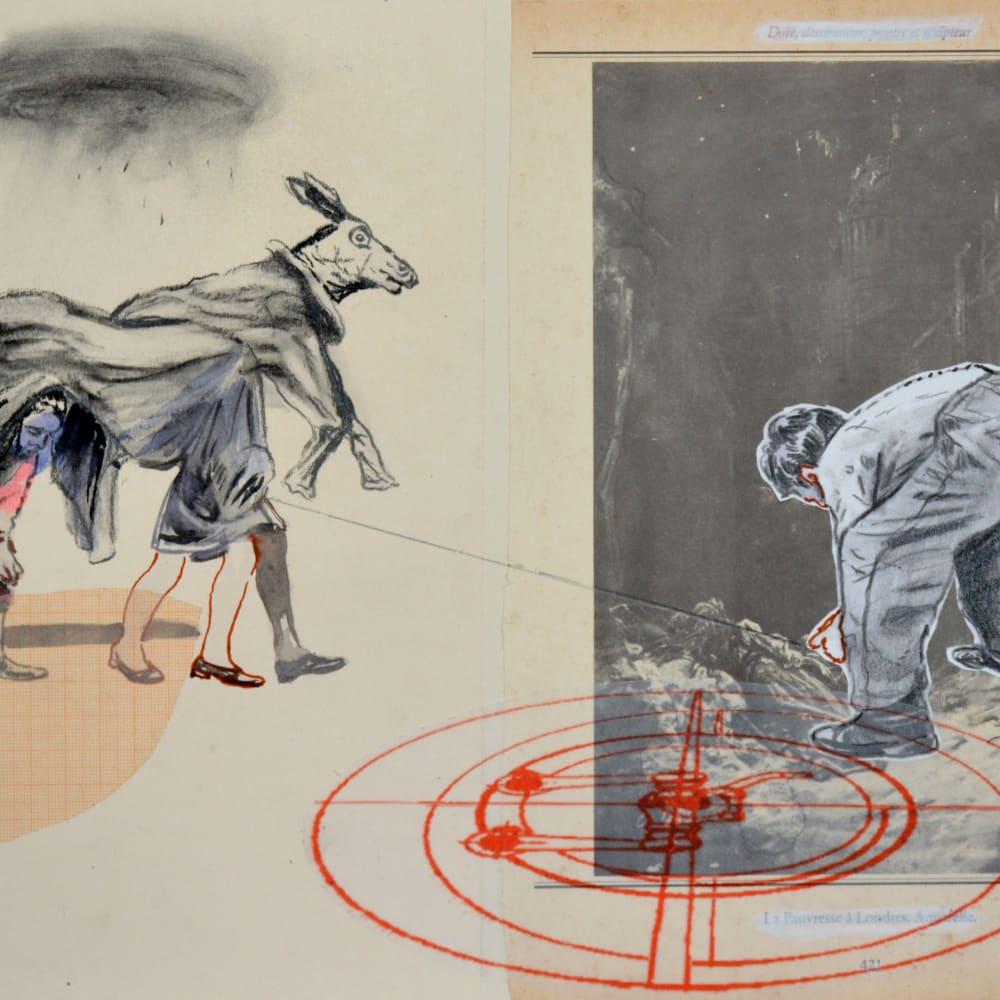 Mohamed Lekleti, Untitled III, 2019