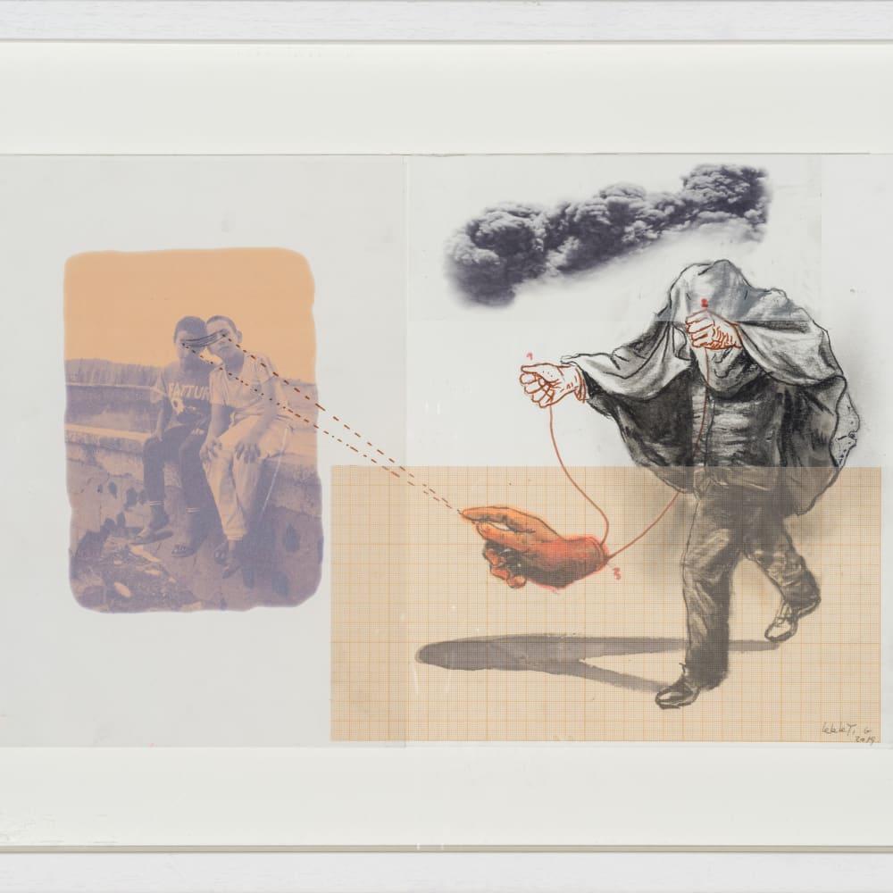 Mohamed Lekleti, Untitled VI, 2019