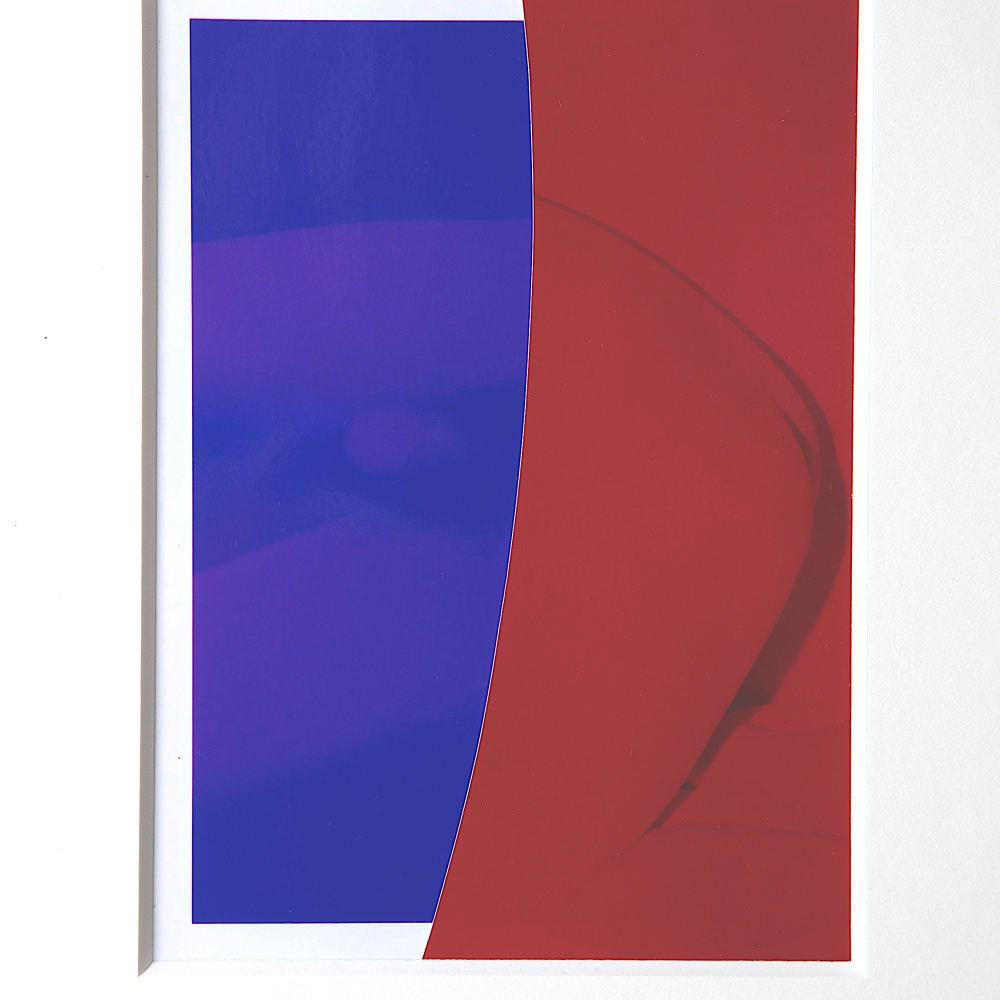 XING  Untitled#5(BR) by Mayumi Hosokura, 2019  c-type photo collage  15.3 cm x 10.7 cm