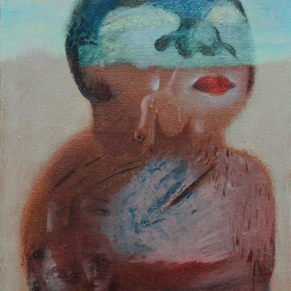 Alixe Fu 傅慶豊, An Oasis in the Desert II, 2007